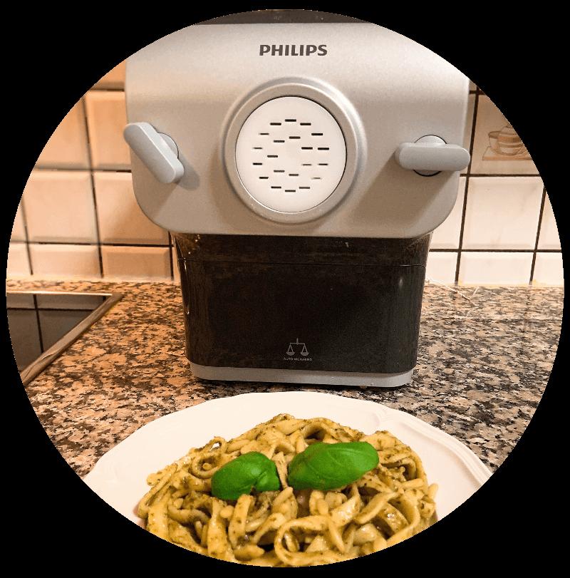 Pastamaker HR2358/12 Philips Test