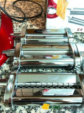 Kichtenaid Pasta Set