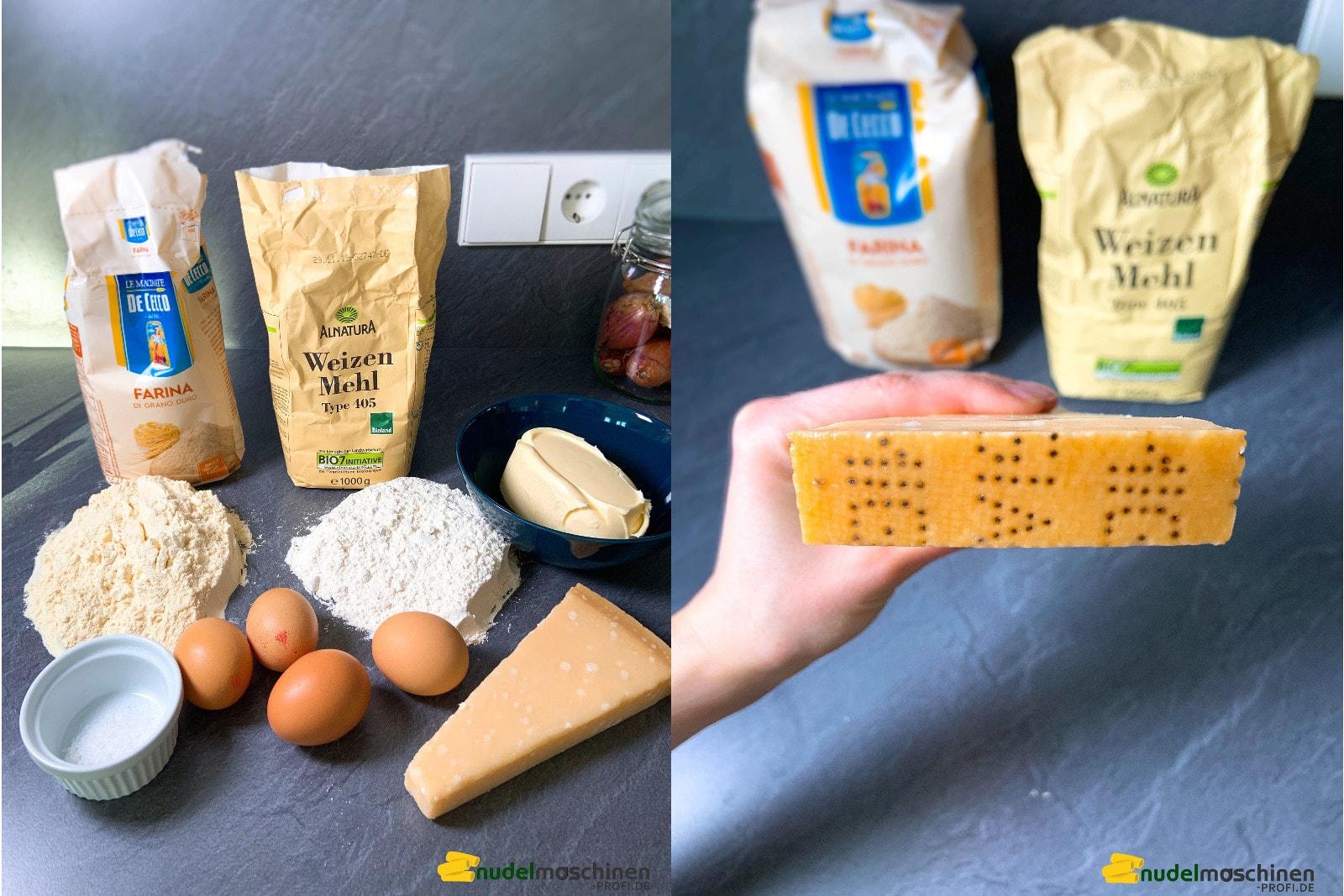 Pasta Alfredo Soße Rezept